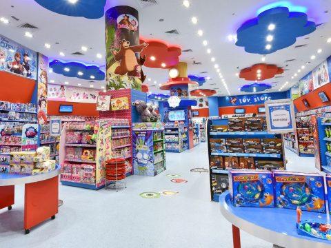 Több száz játékot lopott el játéküzletekből egy idős nő