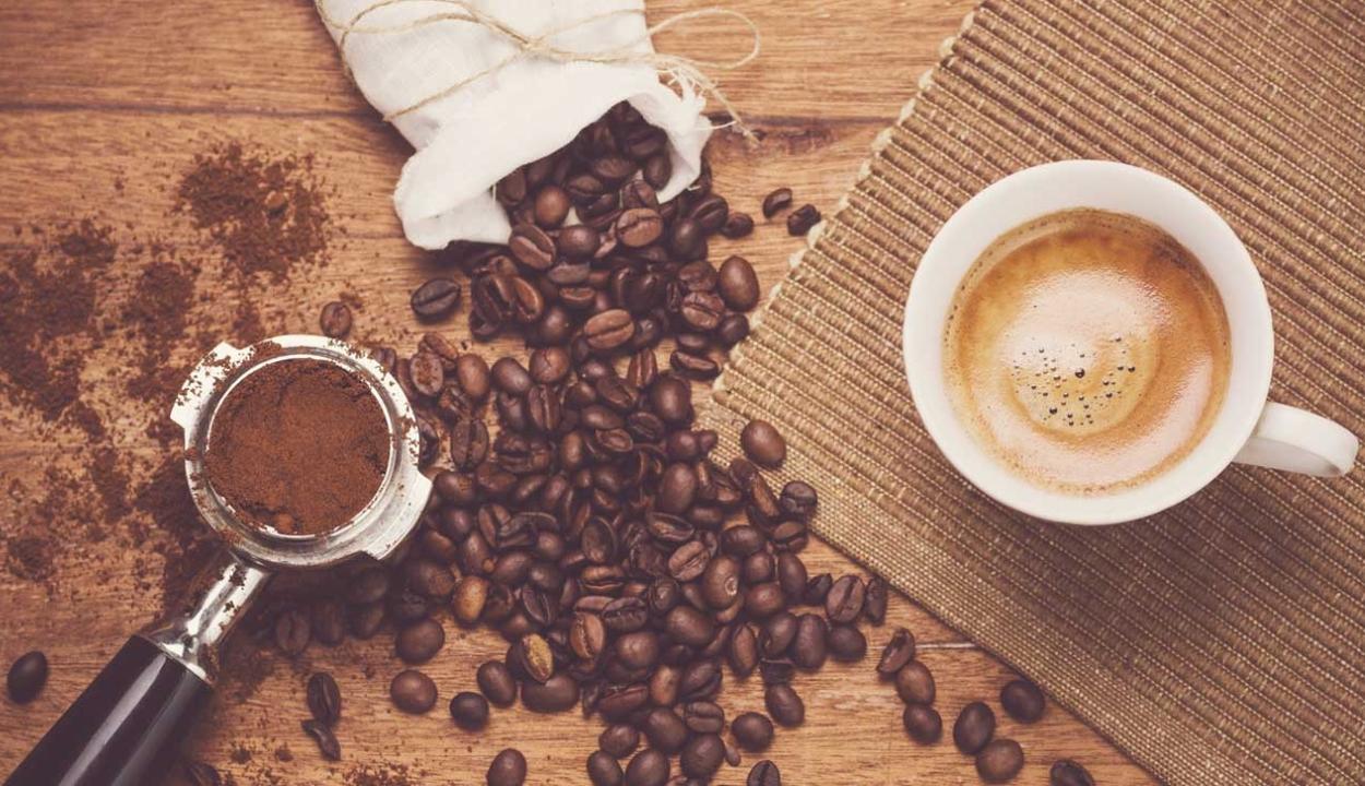 A mérsékelt mennyiségű kávéfogyasztás jó hatással van az egészségre