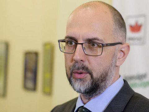 Újabb RMDSZ-elnöki mandátumra pályázik Kelemen Hunor