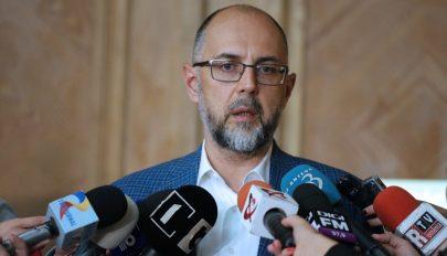 Az RMDSZ nem támogatja Tudorel Toadert az egyszerű indítvány szavazásán