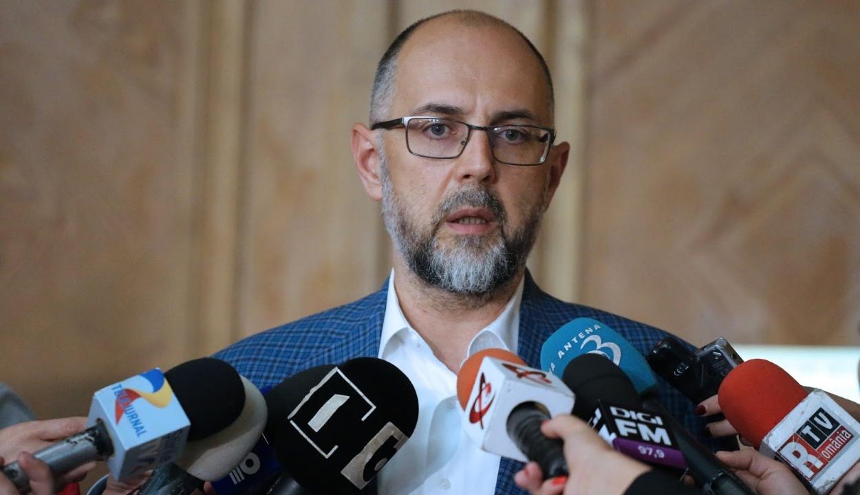 Kelemen Hunor szerint az ellenzéket alkotó pártok nem akarják átvenni a kormányzást