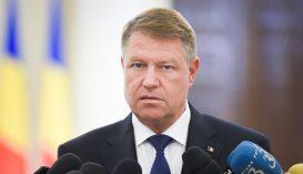 Johannis: A PSD-kormány a legkárosabb, legkatasztrofálisabb kabinet a forradalom óta