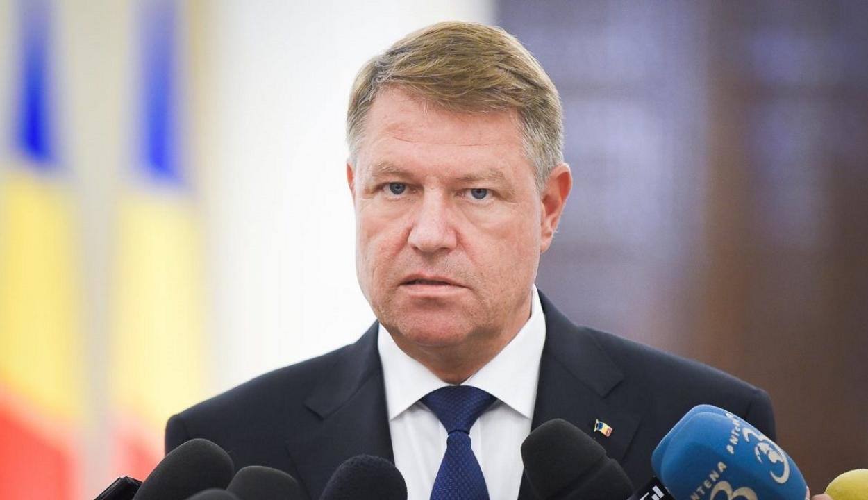 FRISSÍTVE: Panaszt emelt a kormány az alkotmánybíróságnál Klaus Johannis ellen