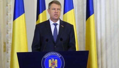 Johannis visszaküldte a parlamentnek a költségvetési törvényt