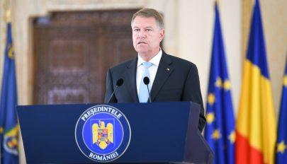 Johannis: A Dragnea-Dăncilă-kormány a demokrácia egy balesete
