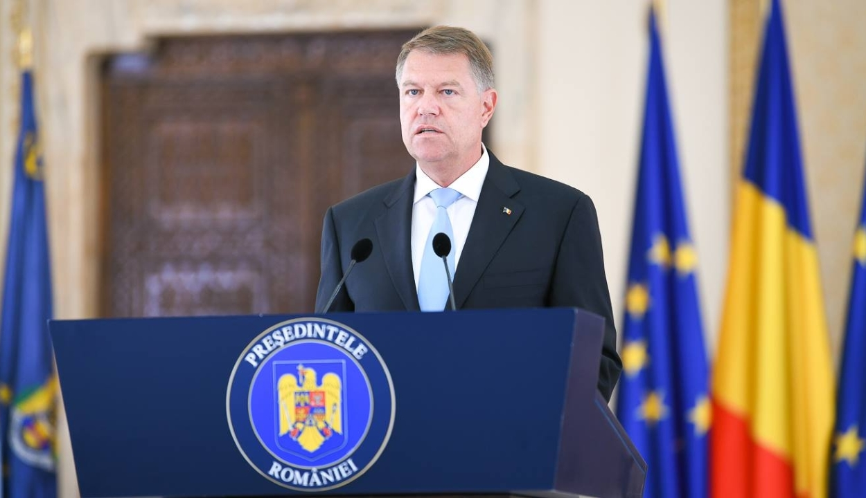 Meghatározta Klaus Johannis a május végi referendum témáit