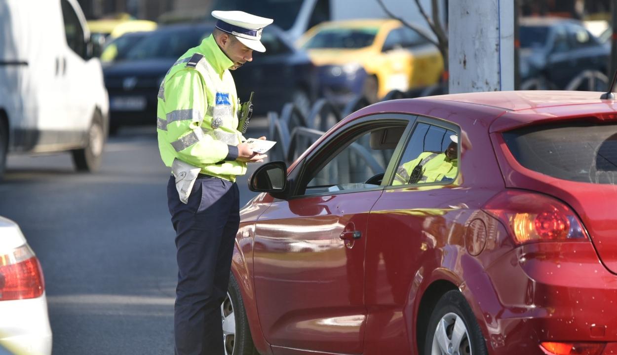 Tervezet: a megbírságolt sofőrök dönthetnék el, mely időszakra vonják be a jogosítványukat