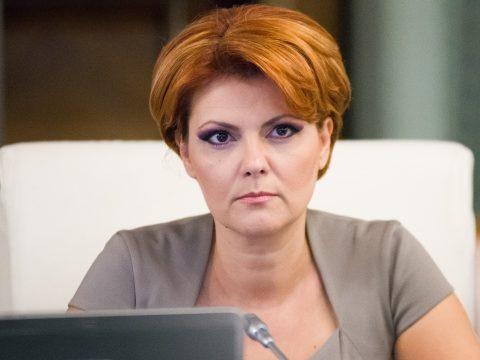 Nem marad munka nélkül: a miniszterelnök tanácsadója lesz Lia Olguța Vasilescu