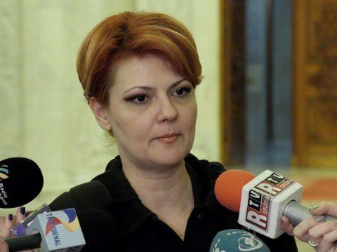 Lia Olguţa Vasilescu szerint 2019-ben népszámlálást kell tartani Romániában