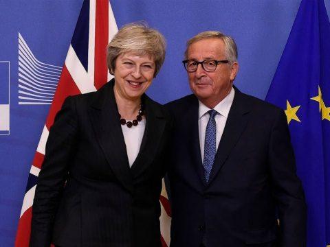 Megszületett a jövőbeli EU-brit kapcsolatokról szóló politikai nyilatkozat tervezete