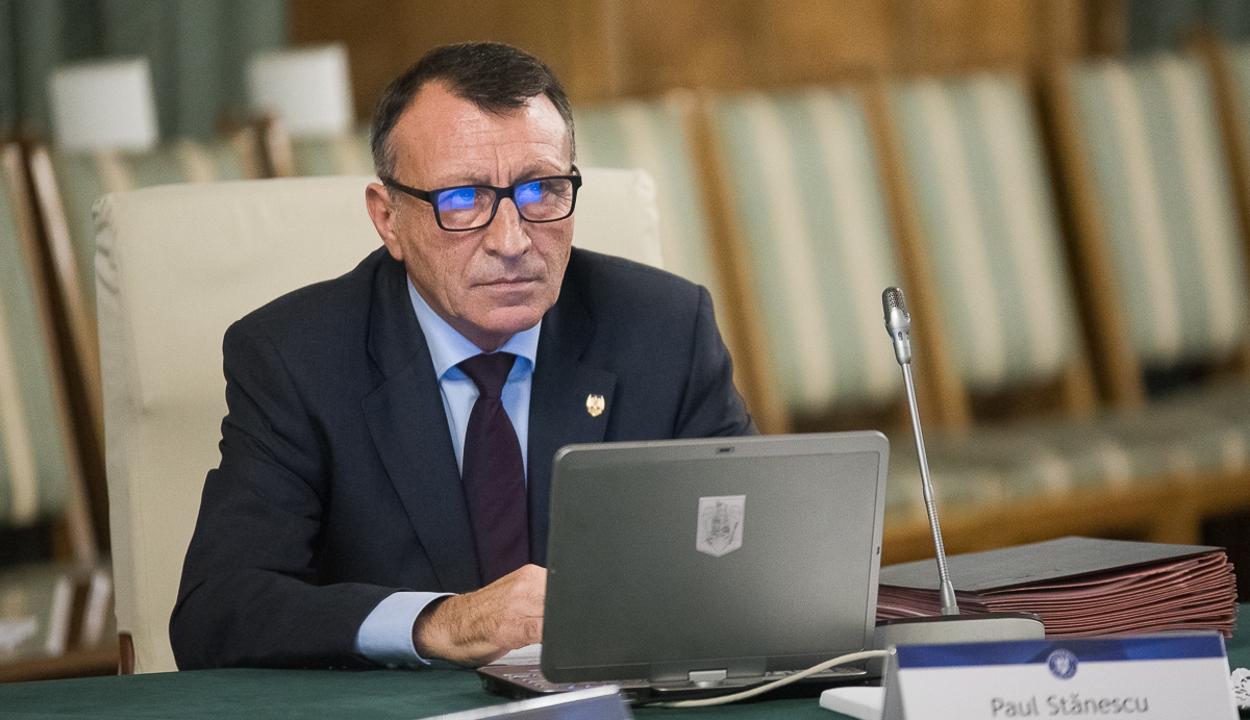 Lemondott Paul Stănescu fejlesztési miniszter
