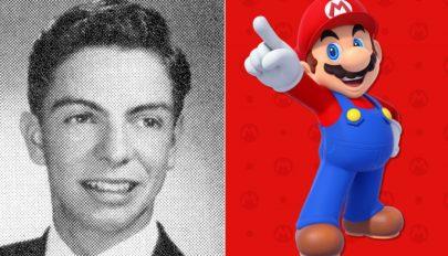 """Meghalt a """"valódi"""" Super Mario"""