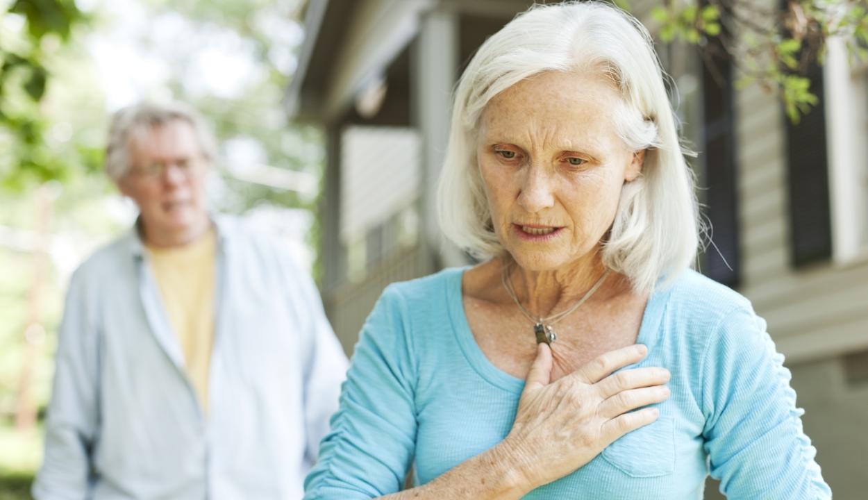 Tévhit, hogy a szívroham a férfiak betegsége