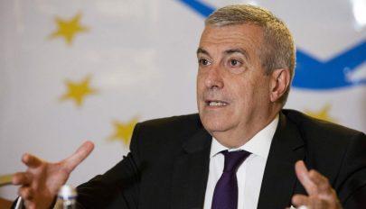 """Tăriceanu szerint a PSD a teljes ALDE-t megpróbálta """"ellenséges módon átvenni"""""""