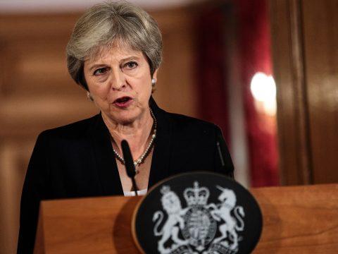 Theresa May: a Brexit további halasztására van szükség