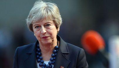 Theresa May: megállapodás nélkül talán soha nem lesz Brexit