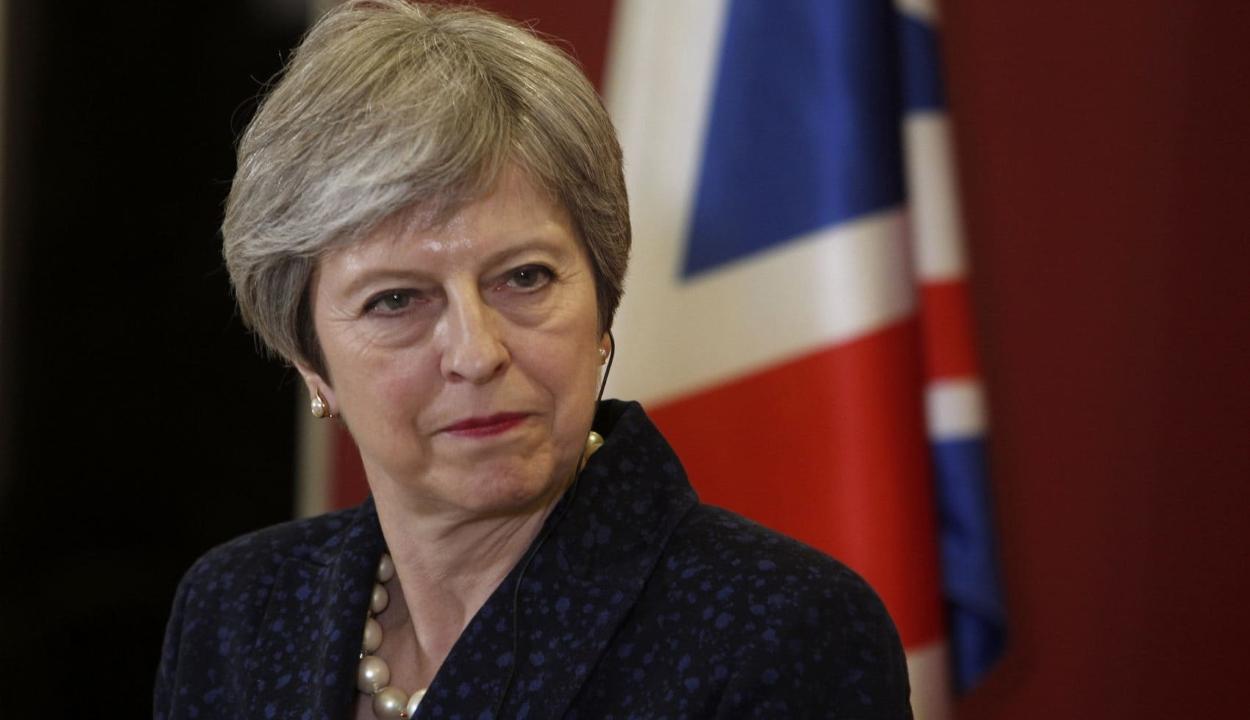 Theresa May: nincs jele, hogy a Brexit megállapodást a közeljövőben el lehetne fogadtatni