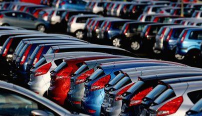 Több mint tíz százalékkal csökkent a román autópiac 2018 utolsó negyedévében