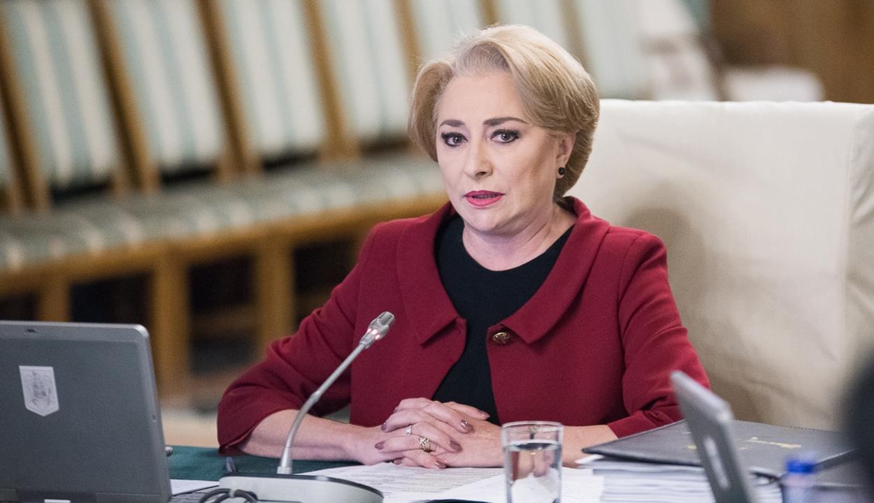 Dăncilă: az alkotmánybírósághoz fordulunk az új miniszterek kinevezésének ügyében