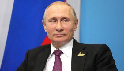 Putyin: az ukrán vezetés provokációt hajtott végre