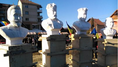 Ünnepeltek a kovásznai románok