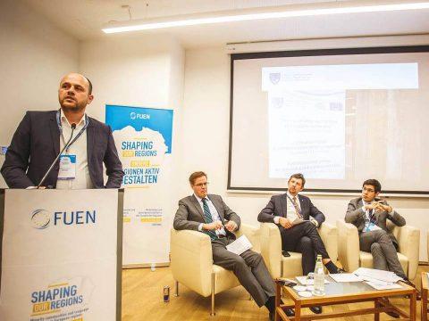 Háromszék a FUEN-konferencián
