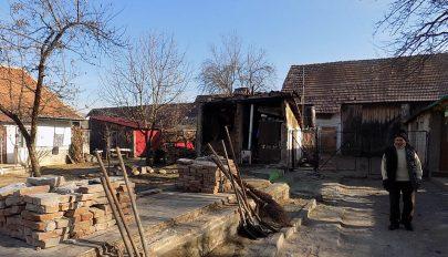 Tűz pusztított Miklósváron