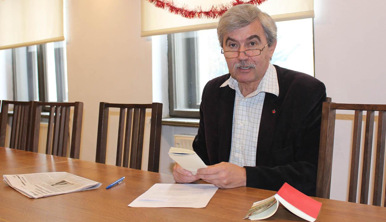 """Márton Árpád a """"puccsról"""""""