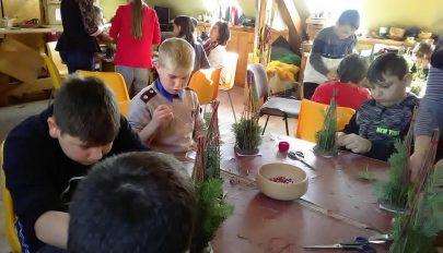 Ünnepváró a Guzsalyasnál