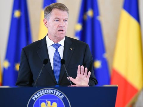 Johannis: bizonyítsuk be, hogy Románia komolyan részt akar vállalni az európai projekt megszilárdításában