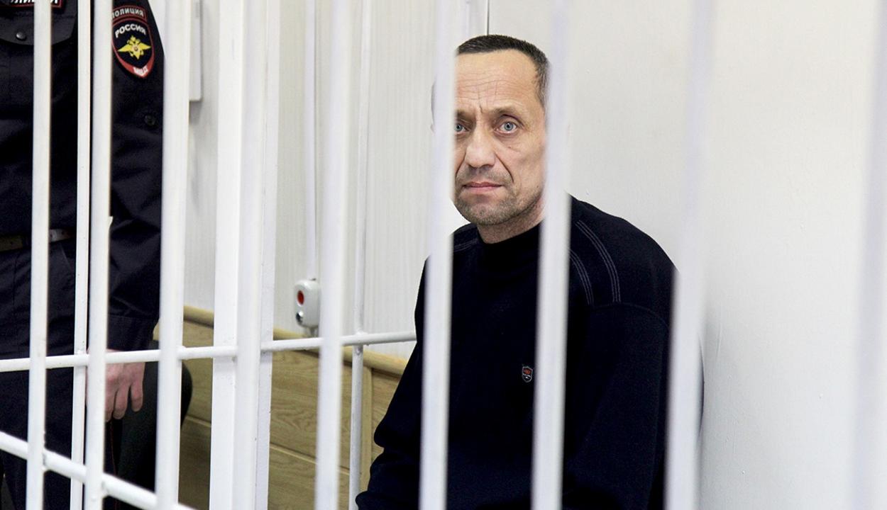 Újra elítélték az orosz sorozatgyilkost, aki 78 nővel végzett