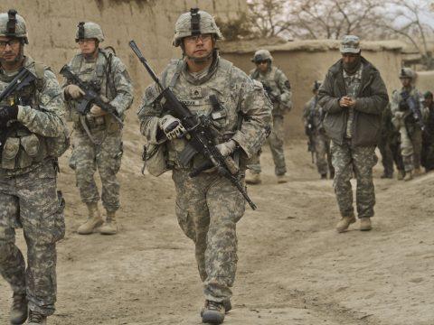 Trump: mindig jelen leszünk Afganisztánban