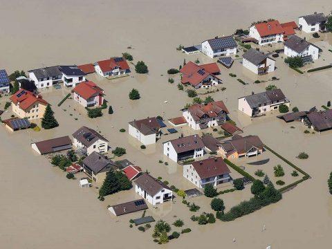Klímaváltozás: több áradás Európában, több aszály Afrikában