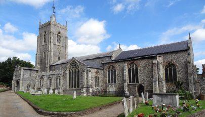Mobilozásra buzdítja a híveket egy angliai templom