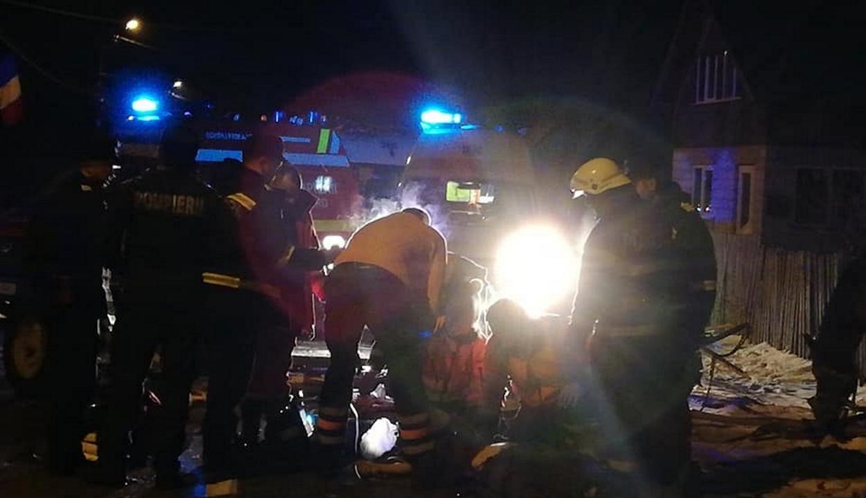 Balesetek Bodzavidéken: egy halott, két sebesült