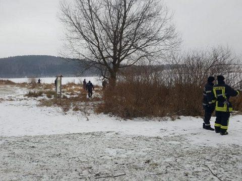 Eltűnt egy férfi a Besenyői-tónál