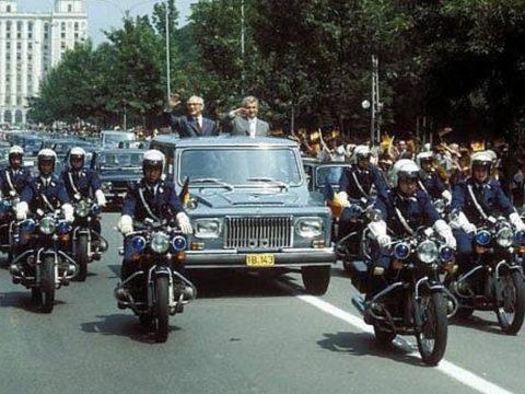 Megvenné Ceaușescu volt autóját? Most megteheti