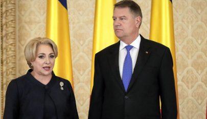Dăncilă szerint Johannis közölte vele, hogy elutasítja a két miniszterjelölt kinevezését