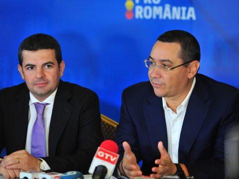 A Pro Romániának lesz jelöltje az államfőválasztáson, de nem Victor Ponta lesz az