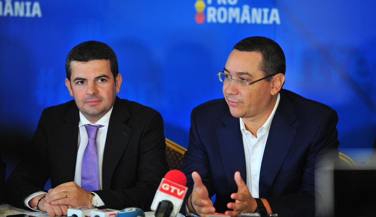 A Pro Románia alelnöke kifogásolta az MPP román vizsgákkal kapcsolatos javaslatát