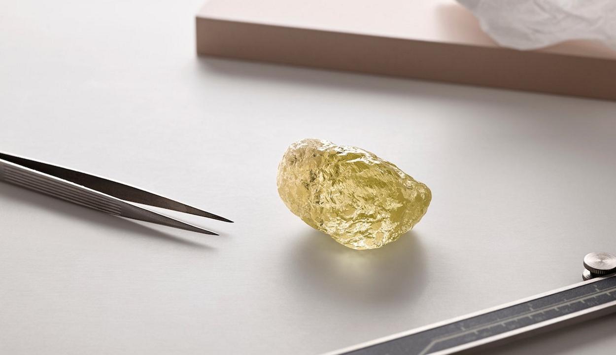 552 karátos gyémántot találtak Kanadában