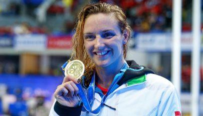 Hosszú Katinka az év legjobb női úszója