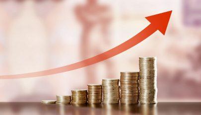 3 százalékra csökkentette 2020-as inflációs előrejelzését a jegybank