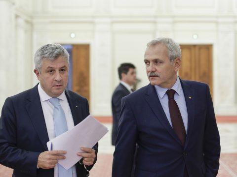 Az ellenzék szerint leváltották Dragneát és Iordachet, a PSD szerint ez nem igaz