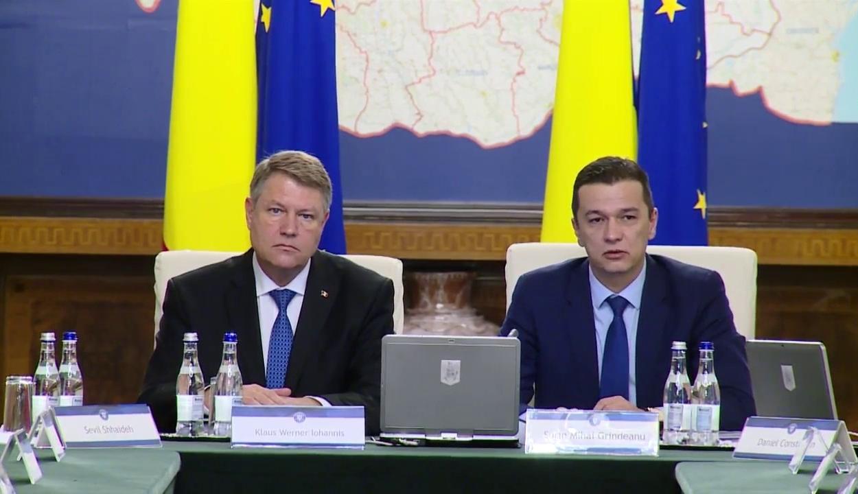 FRISSÍTVE: Johannis részt fog venni a kormányüléseken; Dăncilă üdvözli a döntést