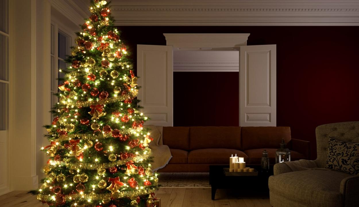 7 tanács a tűzoltóktól a karácsonyfa díszítés kapcsán