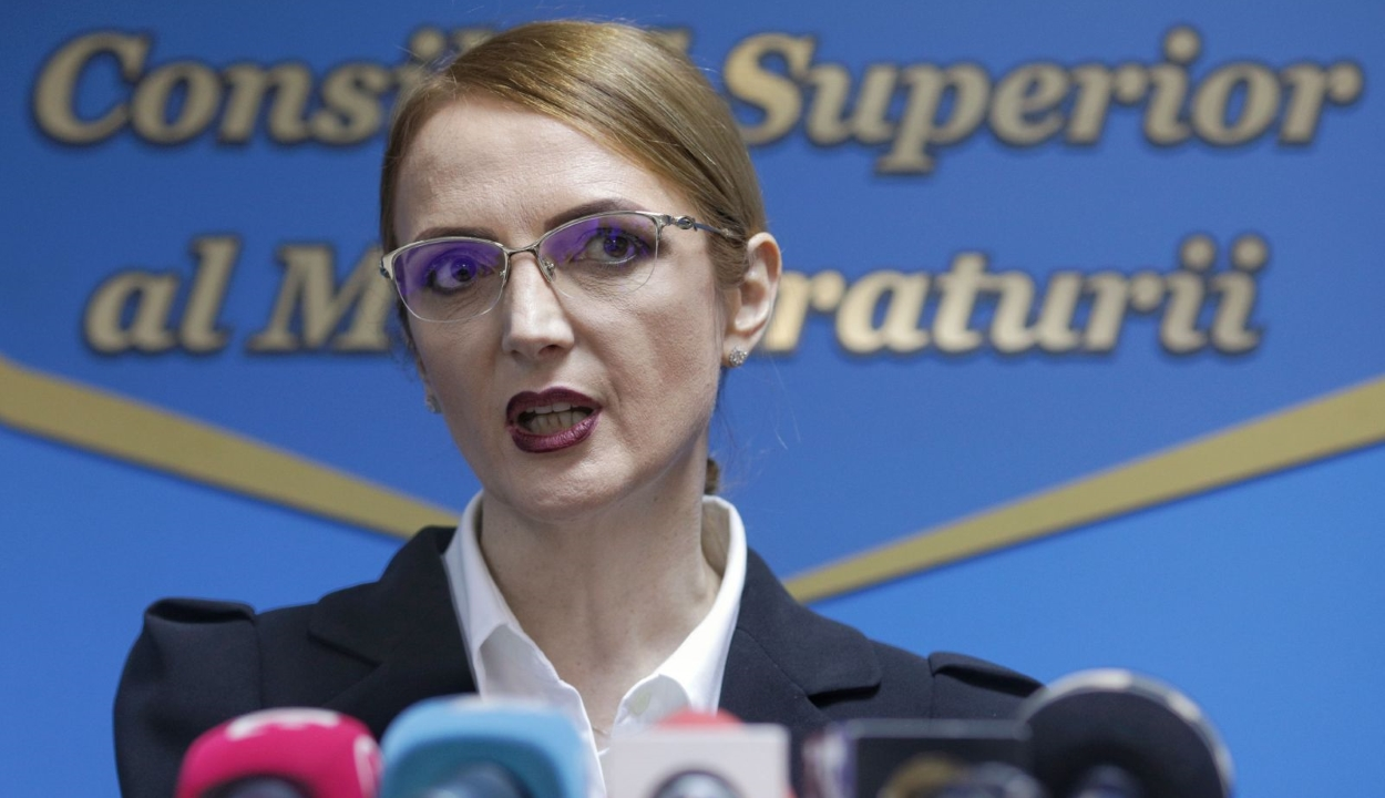 Lia Savonea CSM-elnök leváltását kezdeményezte a testület hét tagja