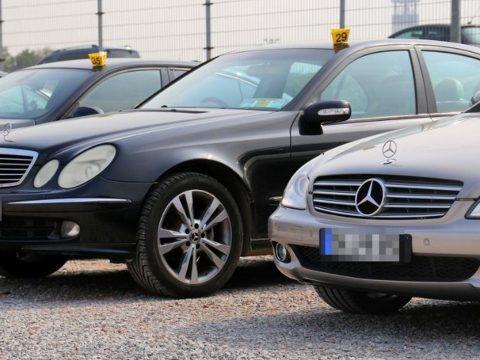 Luxusautóval mentek a segélyért román állampolgárok Németországban