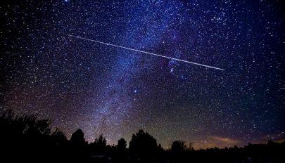 Húsvétkor eléri csúcspontját a Lyridák meteorzápor