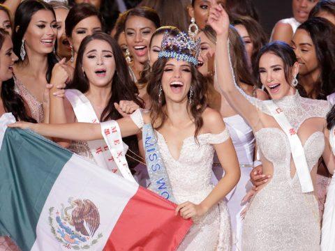 Mexikói a világ legszebb nője